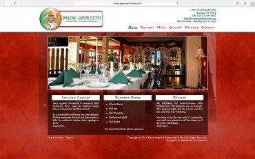buon-appettito-restaurant-website