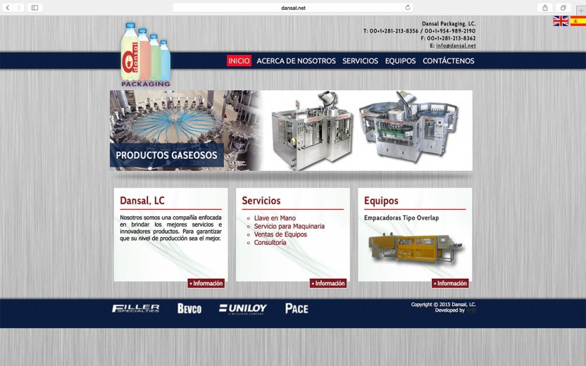 dansal-website