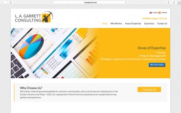 leroy-garrett-consulting-webiste-webstie