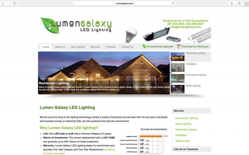lumen-galaxy-website