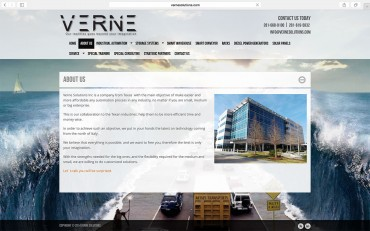 verne-solutions-website
